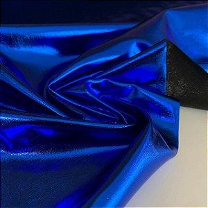 Malha Vinil Azul Royal
