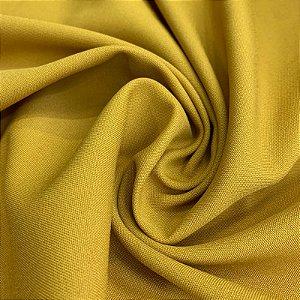 Oxford Liso Amarelo Queimado