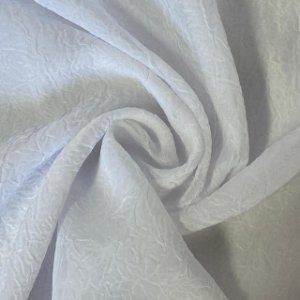 Voil Amassado Branco