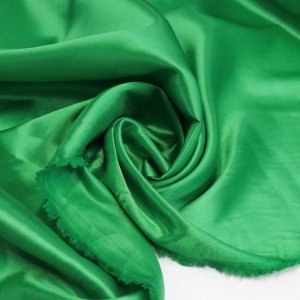 Cetim Liso Verde Bandeira