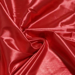 Cetim Liso Vermelho