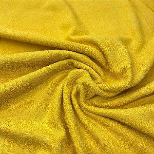 Atoalhado Felpudo Amarelo Brasil
