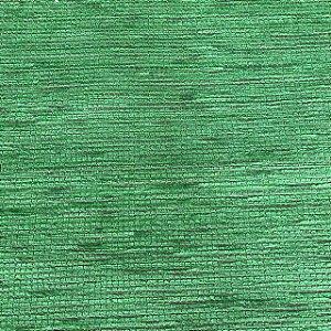 Chenille Liso Verde