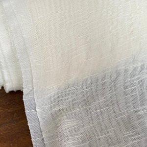 Voil Rústico Branco Arranhado