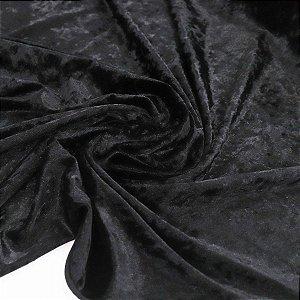 Veludo Molhado Preto