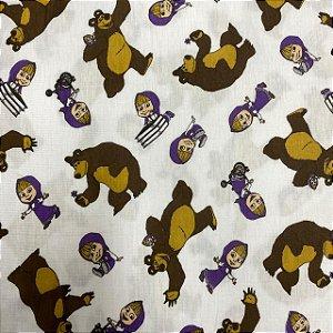Poliviscose Marcha e Urso