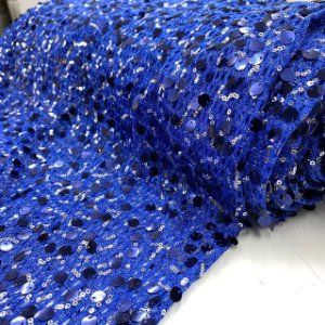 Paetê Azul Royal
