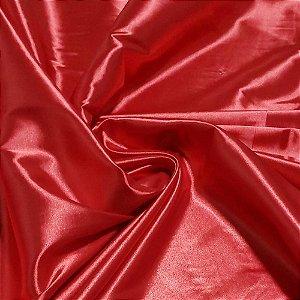 50 Metros - Cetim Liso Vermelho