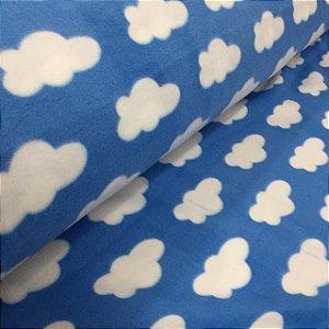 Soft Estampado Nuvens