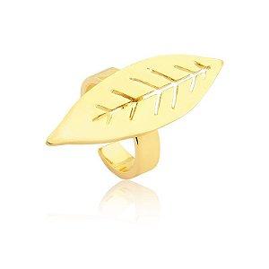 Anel Crenças 345 Ouro