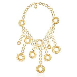 Colar  Delaunay 361 Ouro