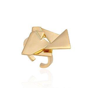 Anel Neoconcreto 390 Ouro