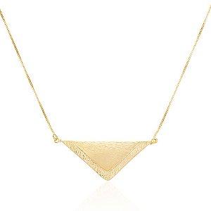 Colar Jacarandá 386 Ouro P