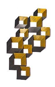 Escultura de parede Valkyrie EK76
