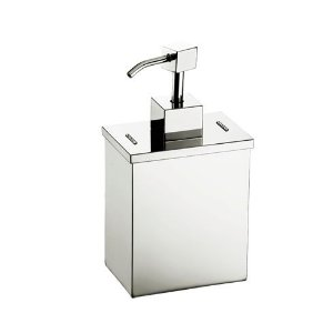 Porta sabonete líquido Elegancy - Rogeart 8303