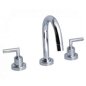 Misturador de mesa bica alta para lavatório Izy Plus - Deca