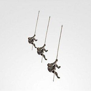 Escultura Escalando (cada)