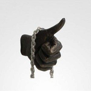 Escultura Mão positivo ( para parede )