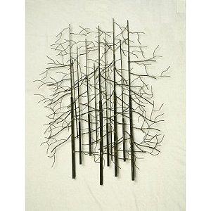 Escultura de parede Pine Ek42 - 7686