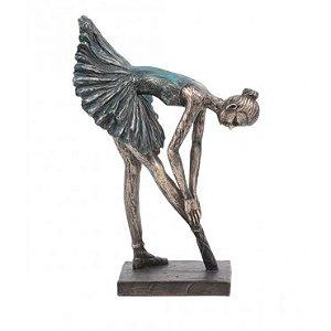 Escultura Balé agachada