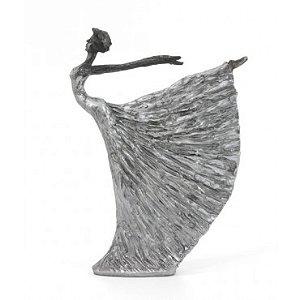 Escultura Mulher Ginasta