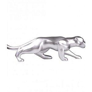 Escultura Pantera caçador