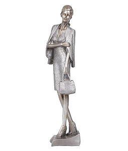 Escultura Fashion c/ blazer