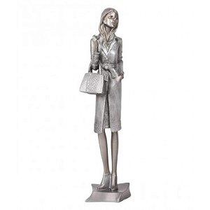 Escultura Fashion c/ manto