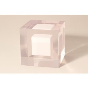 Cubo 3 D - pequeno
