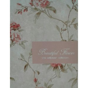 Papel de parede Beautiful Flower
