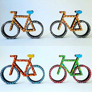 Escultura Bicicleta P