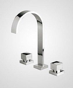 Misturador para lavatório de bancada Exata - Perflex