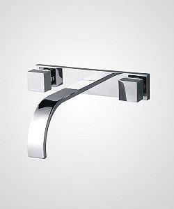 Misturador de parede p/ lavatório Exata - Perflex