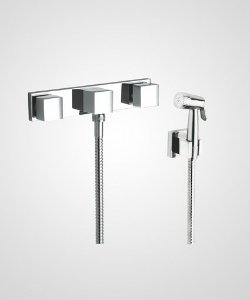 Misturador p/ ducha higiênica Exata - Perflex