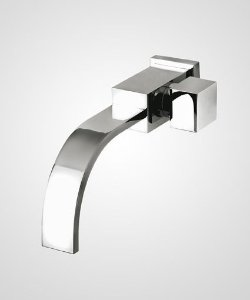Torneira de parede para lavatório Exata - Perflex