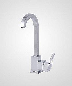Misturador monocomando p/ lavatório New Quadra - Perflex