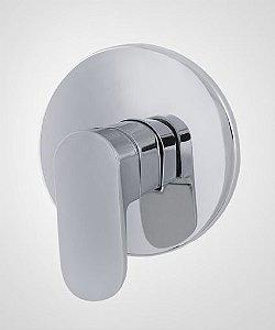 Acabamento monocomando p/ chuveiro Focus - Perflex