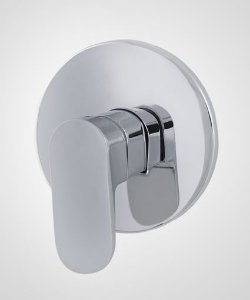Acabamento monocomando para ducha higiênica Focus - Perflex