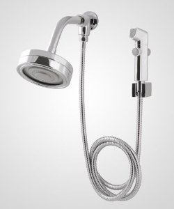 Chuveiro Acqua comfort com desviador e ducha manual - Perflex