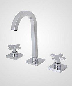 Misturador de bancada p/ lavatório Even - Perflex