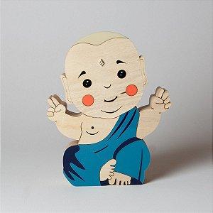 Buda Baby feliz  - Patricia Maranhão