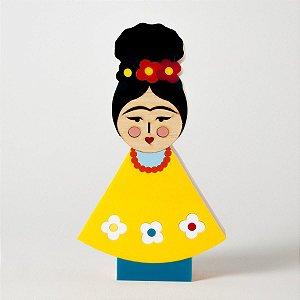 Adorno Etnia Frida - Patricia Maranhão