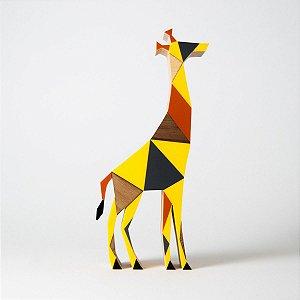 Geo Girafa - Patricia Maranhão