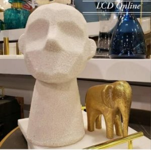 Escultura cabeça