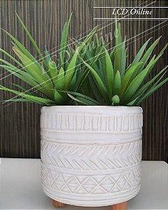 Vaso branco P