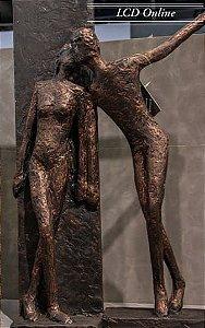 Escultura Apaixonados