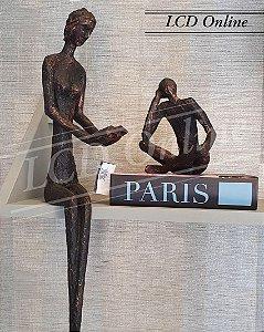 Escultura leitura 2