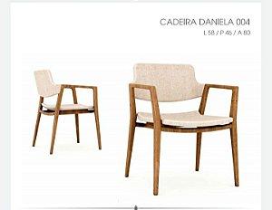 Cadeira Daniela 004 - Luccasi Mobili