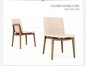 Cadeira Daniela sem braço 005 - Luccasi Mobili