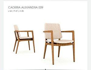 Cadeira Alexandra 009 - Luccasi Mobili